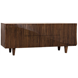 Noir Jin-Ho Sideboard - Dark Walnut