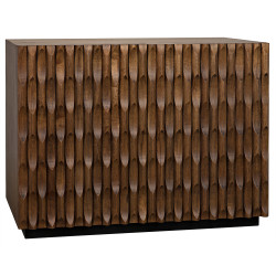 Noir Alameda Sideboard - Dark Walnut