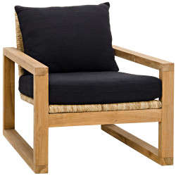 Noir Martin Chair - Teak