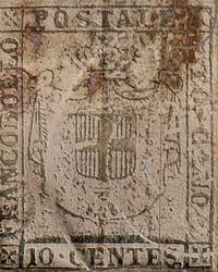 Art Classics 10 Centes Stamp
