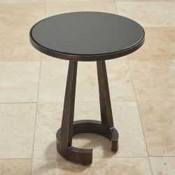 Global Views C Table - Bronze - Lg