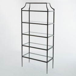 Global Views Lescot Etagere