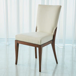 Global Views Opera Chair - White