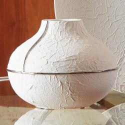 Global Views Parchment Vase - Sm