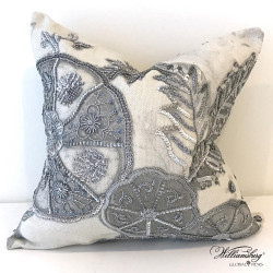 Global Views Patina Pillow