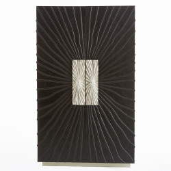 Global Views Pleated Cabinet - Tall