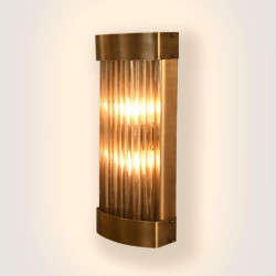 Global Views Rain Wall Sconce HW