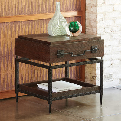 Global Views Scratch End Table