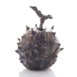Global Views Thorned Apple - Bronze