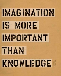 Art Classics Imagination Is More...