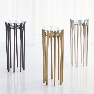 Studio A Aquilo Accent Table - Oil Rubbed Bronze