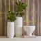 Studio A Chaco Vase - Matte White - Sm