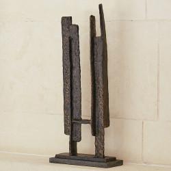 Studio A Hi Line Sculpture - Bronze