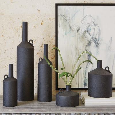 Studio A Metro Bottle - Black Crust - Squat