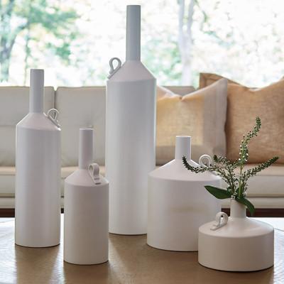 Studio A Metro Bottle - Matte White - Med