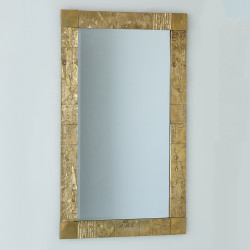 Studio A Pimlico Mirror - Brass
