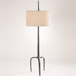 Studio A Riley Table Lamp - Bronze