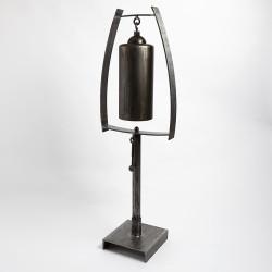 Studio A Spring Top Sound Sculpture - Natural Iron
