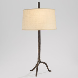 Studio A Walking Stick Table Lamp