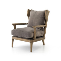 Four Hands Lennon Chair - Imperial Mist