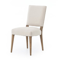 Four Hands Kurt Dining Chair - Dark Linen
