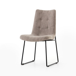 Four Hands Camile Dining Chair - Savile Flannel