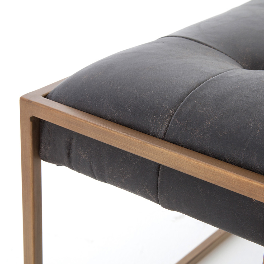 Awesome Four Hands Oxford Small Coffee Table Ebony Andrewgaddart Wooden Chair Designs For Living Room Andrewgaddartcom