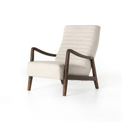 Four Hands Chance Chair - Linen Natural