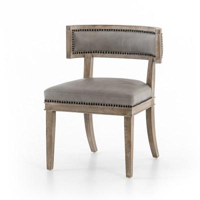Four Hands Carter Dining Chair - Light Grey