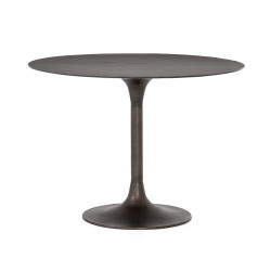 Four Hands Simone Bistro Table - Antique Rust