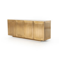 Four Hands Freda Sideboard - Aged Brass