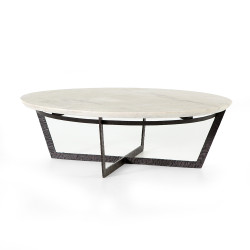 Four Hands Felix Round Coffee Table