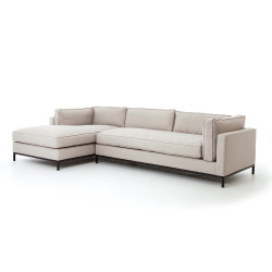 Four Hands Grammercy 2 Pc Sectional - Laf Chaise - Benn