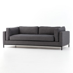 Four Hands Grammercy Sofa - Bennett Charcoal