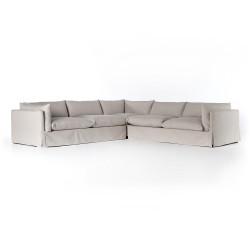 Four Hands Habitat Sectional
