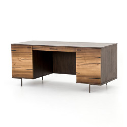 Four Hands Cuzco Desk - Natural Yukas