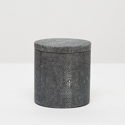 Pigeon & Poodle Manchester Canister - Grey
