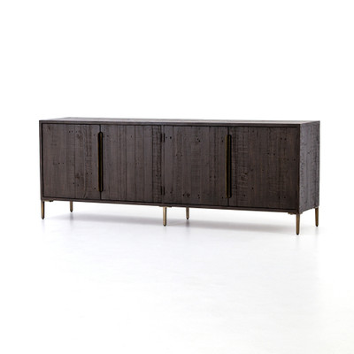 Four Hands Wyeth Sideboard - Dark Carbon