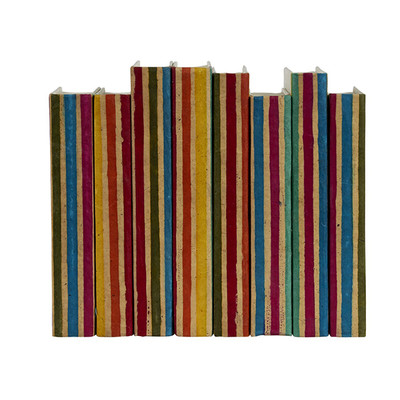E Lawrence Batik Stripe