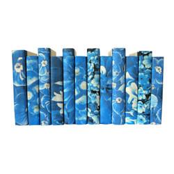 E Lawrence Blue Florals Series