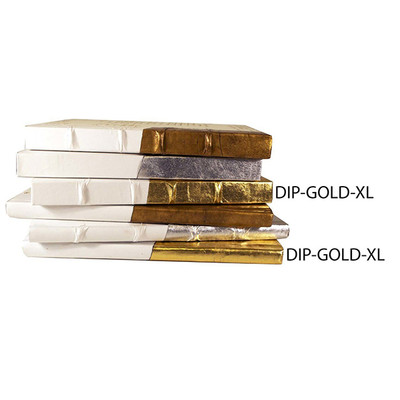 E Lawrence Dipped Gold - Xl