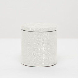 Pigeon & Poodle Manchester Canister - Ivory