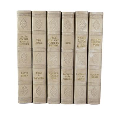 E Lawrence Fine Leatherbound: English, Vellum - Buff
