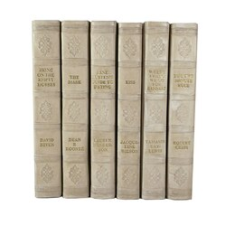 E Lawrence Fine Leatherbound: English, Vellum - Buff