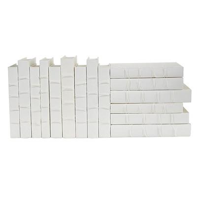 E Lawrence Handmade White Paper On Raised Bands