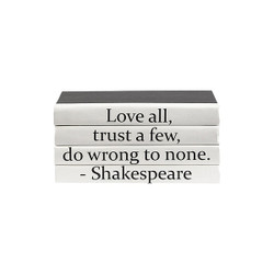 E Lawrence Diy Custom 4 Vol Quote Stack