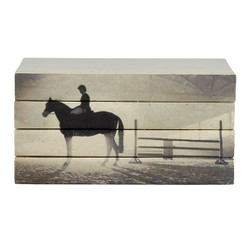 E Lawrence Equestrian Rider - 4 Vol. Stack
