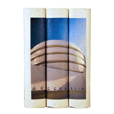 E Lawrence Guggenheim 3 Volume Set