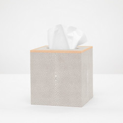 Pigeon & Poodle Manchester Tissue Box - Sand