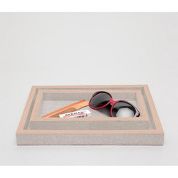 Pigeon & Poodle Manchester Tray Set - Sand